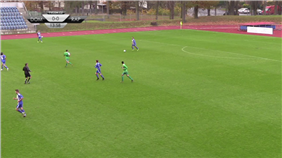 TJ Jiskra Domažlice B - SK Rapid Plzeň (Krajský přebor - Plzeňský kraj, 13. kolo)
