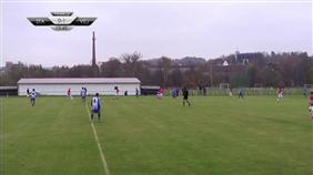 FK Staňkov - SK Slavia Vejprnice (Krajský přebor - Plzeňský kraj, 13. kolo)