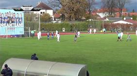 TJ Spartak Soběslav - FK Hvězda Cheb (Fortuna Divize A, 14. kolo)