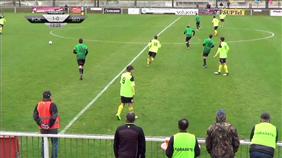 FC Rokycany - TJ Tatran Sedlčany (Fortuna Divize A, 14. kolo)