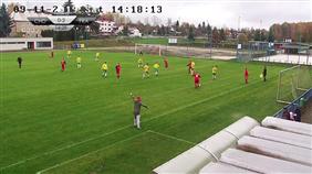 TJ Spartak Chodov - FC Františkovy Lázně (Krajský přebor - Karlovarský kraj, 12. kolo)