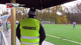 FK Bohemia Poděbrady - FC Sellier & Bellot Vlašim (Ondrášovka Krajský přebor - Středočeský kraj, 14. kolo)