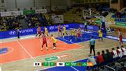 BK Olomoucko vs. BK JIP Pardubice