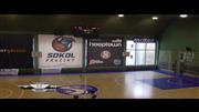 Sokol pražský vs. BK Lokomotiva  Plzeň