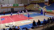 BCM Orli Prostějov vs. Basket Fio banka Jindřichův Hradec