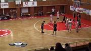 BK Synthesia Pardubice vs. Sokol Písek Sršni