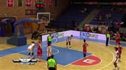 BS DSK Basketball Nymburk KV vs. Sokol Nilfisk Hradec Králové
