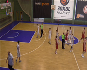Sokol pražský vs. BK Synthesia Pardubice