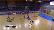 Basket Fio banka Jindřichův Hradec vs. BCM Orli Prostějov