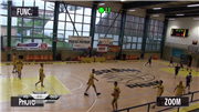 Sokol Písek Sršni vs. Basketbal Olomouc