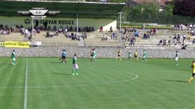 FC Slovan Rosice - Tatran Ždírec n. D. (Fortuna Divize D, 27. kolo)