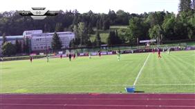 FK Slavoj Český Krumlov - TJ Jiskra Třeboň (Ondrášovka Krajský přebor - Jihočeský kraj, 30. kolo)