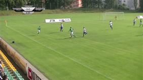 FC Hlučín - MFK Frýdek-Místek (Fortuna MSFL, 29. kolo)