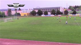 FC ZVVZ Milevsko - TJ Hluboká nad Vltavou (Ondrášovka Krajský přebor - Jihočeský kraj, 30. kolo)
