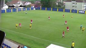 FC Strání - FK Blansko (Fortuna Divize D, 28. kolo)