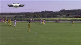 TJ Sokol Želeč - FC ZVVZ Milevsko (Ondrášovka Krajský přebor - Jihočeský kraj, 29. kolo)