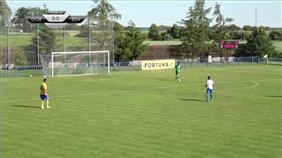 FK Dobrovice - SK Benešov (Fortuna ČFL, 31. kolo)