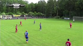SK Převýšov - FK Králův Dvůr (Fortuna ČFL, 31. kolo)
