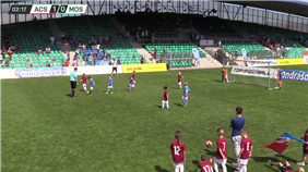 AC Sparta Praha fotbal - Mostecký fotbalový klub (Ondrášovka Cup, U8)