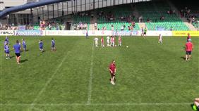 SK Hanácká Slavia Kroměříž - SK Sigma Olomouc (Ondrášovka Cup, U8)