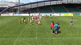 FC Hradec Králové - FC Slovan Liberec (Ondrášovka Cup, U8)