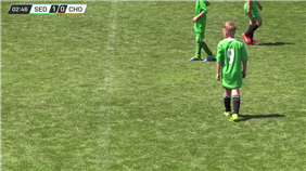 TJ Tatran Sedlčany - Junior Chomutov (Ondrášovka Cup, U8)