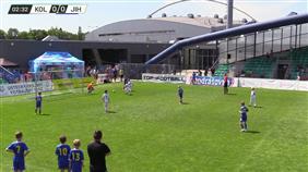 SK Petřín Plzeň - FC Hradec Králové (Ondrášovka Cup, U8)