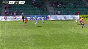 FC Slovan Liberec - SK Sigma Olomouc (Ondrášovka Cup, U8)