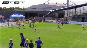FK Motorlet Praha - Sparta Kutná Hora (Ondrášovka Cup, U8)