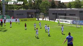 FK Kolín - AC Sparta Praha fotbal (Ondrášovka Cup, U8)