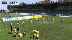 MFK Frýdek Místek - MFK Karviná (Ondrášovka Cup, U8)