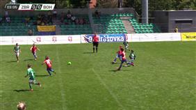 FC Zbrojovka Brno - CU Bohemians Praha (Ondrášovka Cup, U8)