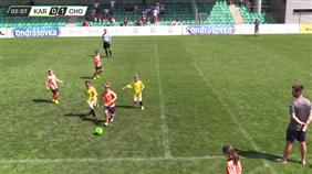 FK Mladá Boleslav - Mostecký fotbalový klub (Ondrášovka Cup, U8)