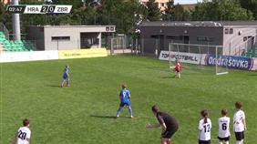 FC Hradec Králové - FC Zbrojovka Brno (Ondrášovka Cup, U8)
