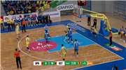 BK Opava vs. NH Ostrava