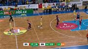BK Opava vs. mmcité1 Basket Brno