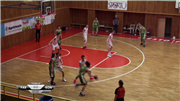 BK Pardubice vs. YDEA KONDOR