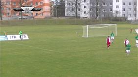 FC Hlučín - SK Hanácká Slavia Kroměříž a.s. (Fortuna MSFL, 32. kolo)