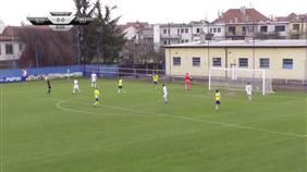 1.FC Slovácko B - FC FASTAV Zlín B (Fortuna MSFL, 32. kolo)