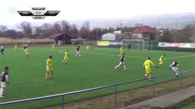 TJ Sokol Srbice - FK Slavoj Žatec (Krajský přebor - Ústecký kraj, 16. kolo)
