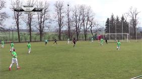 TJ Sokol Čížová - FC Rokycany (Fortuna Divize A, 16. kolo)