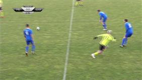 FK ROBSTAV Přeštice - FC Viktoria Mariánské Lázně (Fortuna Divize A, 16. kolo)