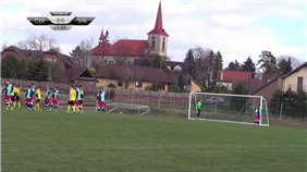FK Černilov - FC Slavia Hradec Králové (VOTROK Krajský přebor - Královéhradecký kraj, 16. kolo)